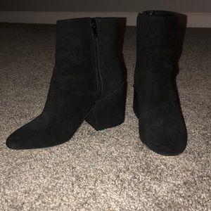 Suede Urban Outfitters Booties